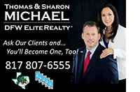 DFW Elite Realty Ad